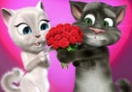 Talking Tom ile Sevgilisi
